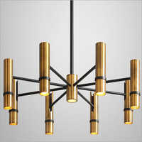 Brass Tubes For Furniture & Lightning Fixtures