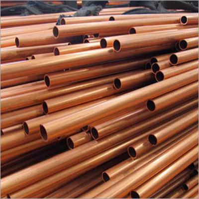 Eco Friendly Copper Tubes