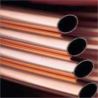 Polished Copper Tube