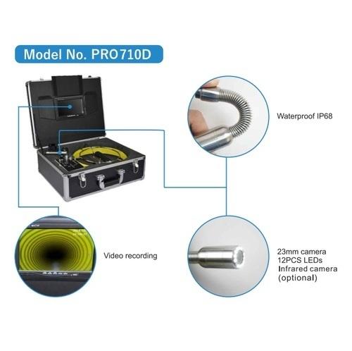 PRO Drain & Pipe Inspection Camera
