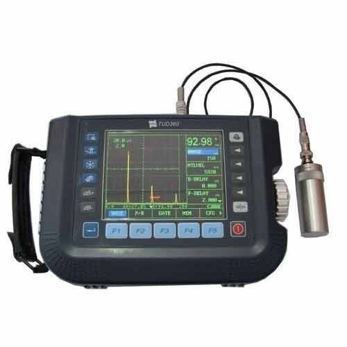 Portable Ultrasonic Flaw Detector