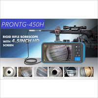 Gun Barrel Inspection Borescope Camera System, Prontg-450H