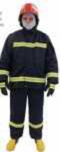Fire Fighter suit (FIREMAN OVERJACKET & OVERTROUSER)