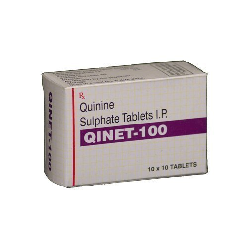 QUININE SULPHATE 100MG TABLET