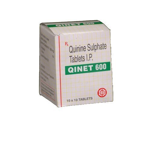 QUININE SULPHATE 600MG TABLET