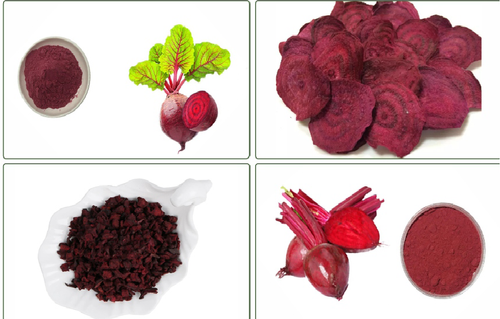 Freeze-dried Beetroot