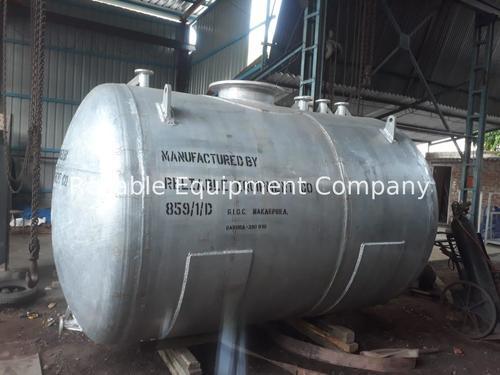 Storage Aluminum Tank