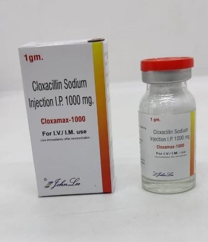 Cloxacillin Sodium IP 1000mg