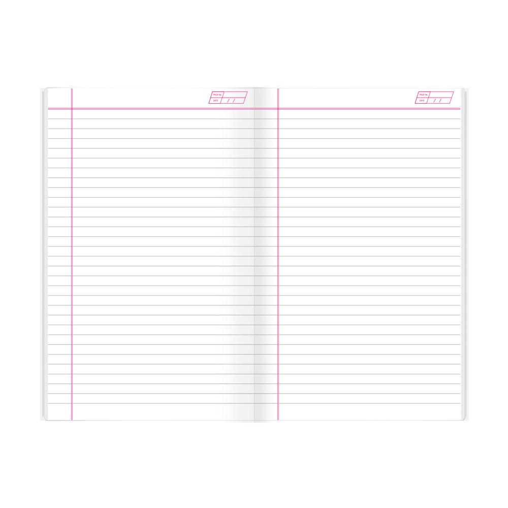 Sundaram Winner Big Jumbo Long Book (H.B.) - 68 Pages (L-11)