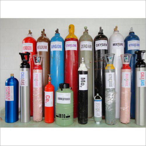 Calibration Gas Mixture