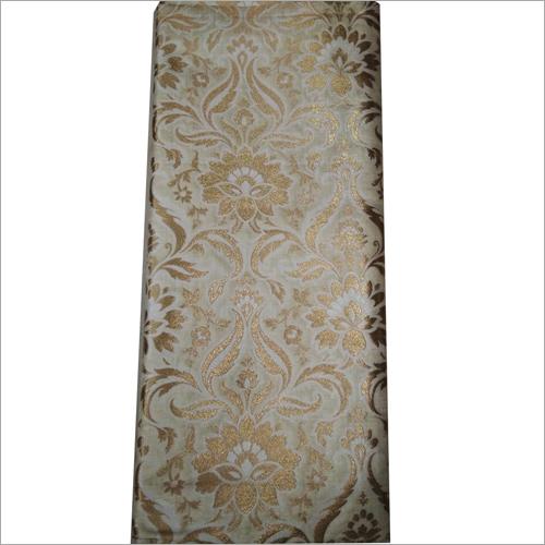 Width 45 Inch Length 10 Meter Cream Color Handloom Fabric