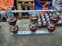 33 KV 400 Amps Double Break Isolator