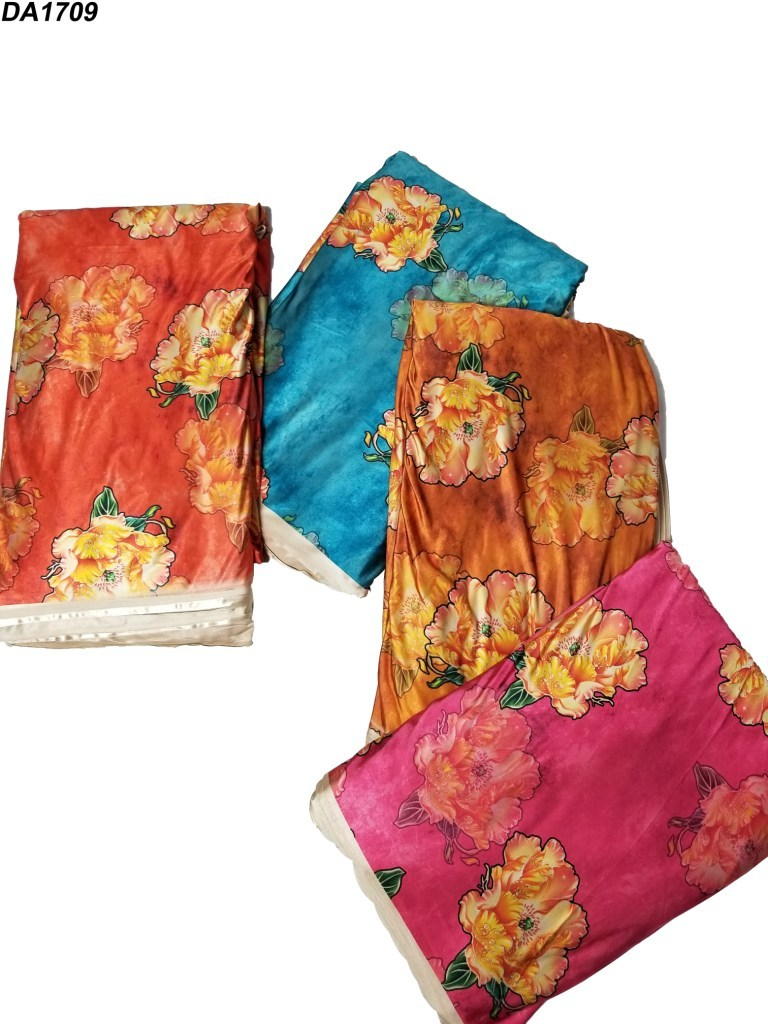 Exclusive Lycra AF/PP 1014 Digital Print Fabric (4 Color Option)