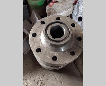Shot Blasting Machine Wheel Hub