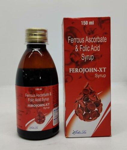 Ferrous Ascirbate  eqv. To Elemwnt Iron 30 + Folic acid IP 550mcg