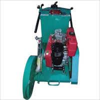 9 HP Concrete Cutter