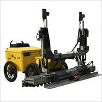 LS-400 Stand on Laser Screed Machine