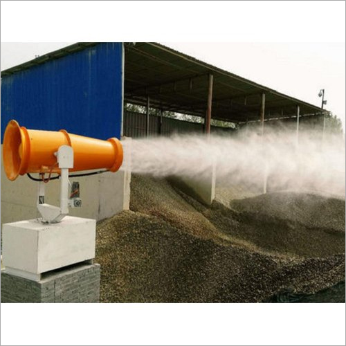 Industrial Dust Smog Control Machine