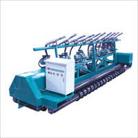 Concrete Roller Screed Paver Machine