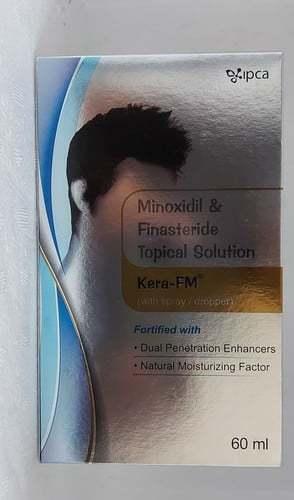Minoxidil & Finasteride Topical Solution