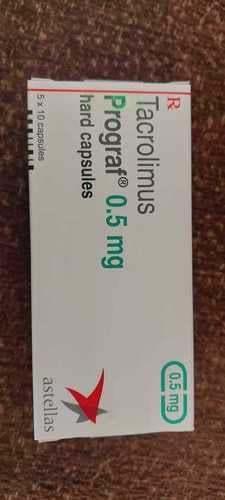 Tacrolimus 0.5 Mg