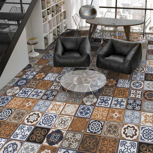 Moroccan Porcelain Tiles