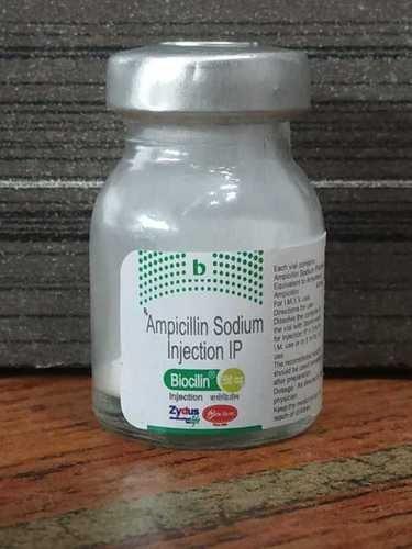 Ampicillin Sodium Injection IP