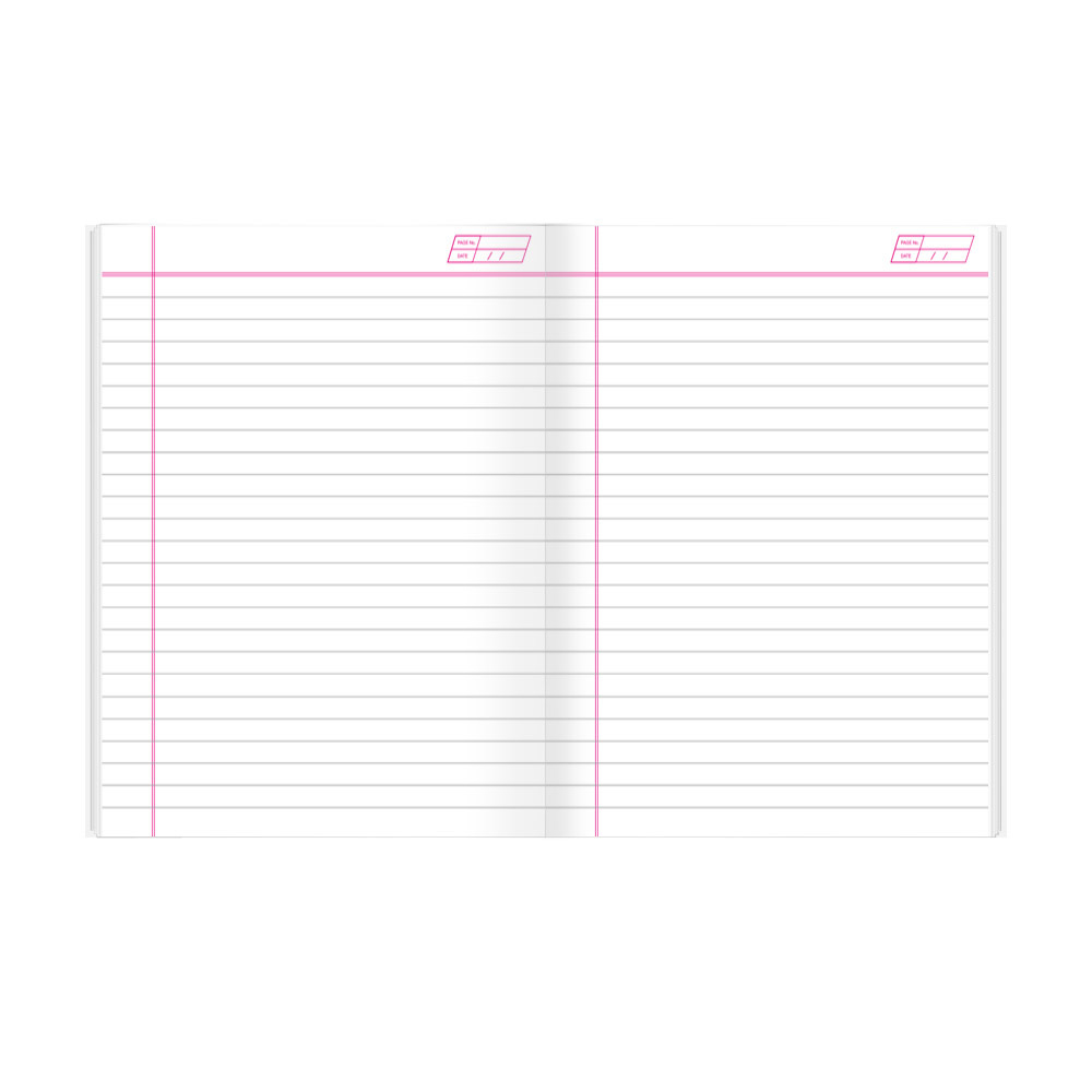 Sundaram  Winner Note Book (Soft Bound) - 76 Pages (E-5)