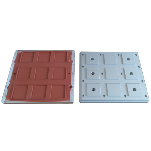 Silicon Block 8 8 Inch Flat Component