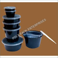 Disposable Leak Proof Food Container