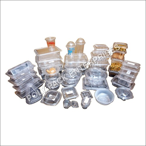 Disposable Bakery Sweet Packaging Products