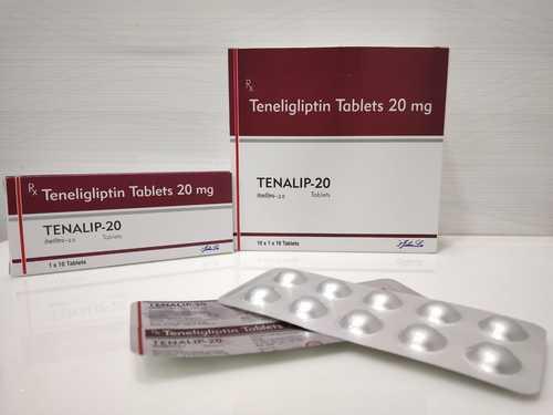TENELIGLIPTIN 20MG TABLET