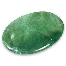 Green Aventurine  crystal palm stone