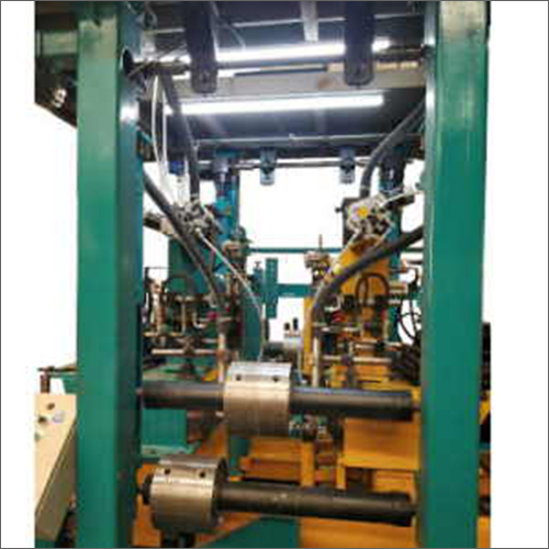 Trailer Chassis Beam Welding Machines And System