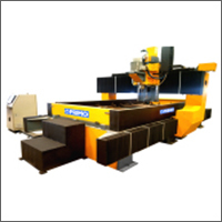 CNC Plate And End Flange Drilling Machine