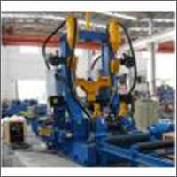 Railway Bridge Beam Fabrication Machine