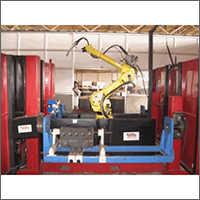Robotic Welding Automation Integration System
