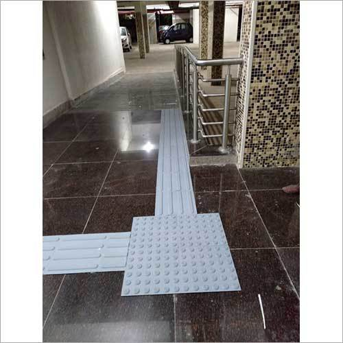Acrylic Staircase Braille Signage