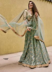 EMBROIDERY WORK AND SEQUNCE CHOLI COLLECTION