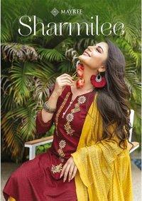 Sharmiee Designer Kurti Catalogue Set