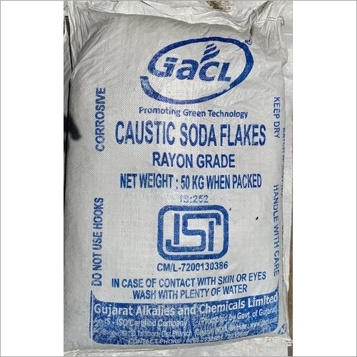 50 kg Caustic Soda Flakes