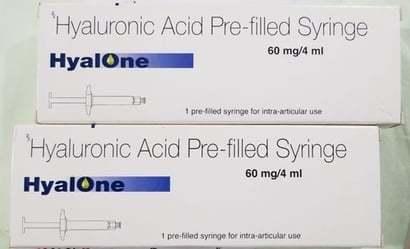 Hyaluronic Acid Pre-filled syringe
