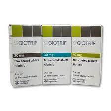 Giotrif Tablets Afatinib