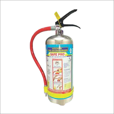 4 Kg Wet Chemical- Fire Extinguisher