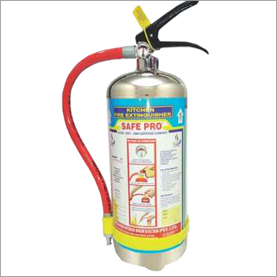 9 Kg Wet Chemical- Fire Extinguisher