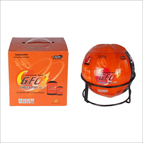 1.7 Kg Automatic Fire Extinguisher Ball