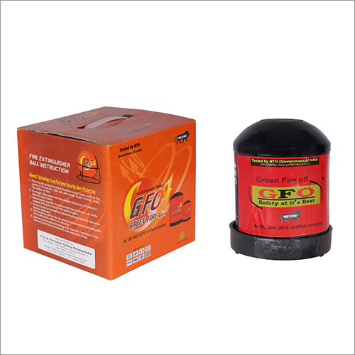 1.7 Kg Automatic Fire Extinguisher Drum And Box