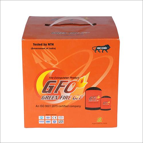 1.7 Kg Fire Extinguisher Drum
