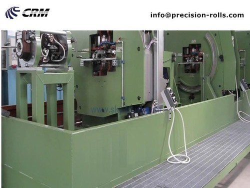 NEW flat wire rolling mill