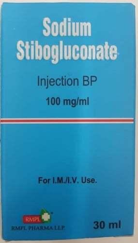 Sodium Stibogluconate Injection Bp 100Mg/Ml